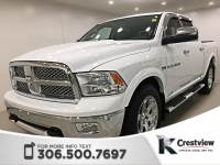 Pre-Owned 2011 Ram 1500 Laramie Crew Cab | Sunroof | Navigation 4WD Crew Cab Pickup