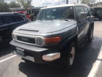 2014 Toyota FJ Cruiser AT 4WD V6 SUV in Tampa