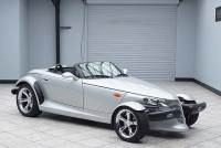 2000 Plymouth Prowler Convertible Chrome Wheels