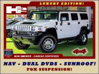 2007 Hummer H2 SUV LUXURY EDITION 4X4 - NAV - DUAL DVDS - SUNROOF
