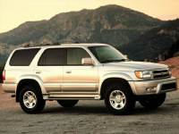 Used 2000 Toyota 4Runner For Sale Hickory, NC | Gastonia | 18512G