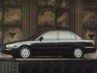 Pre-Owned 1994 Toyota Corolla Deluxe Sedan Front-wheel Drive in Atlanta GA