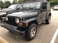 Used 1997 Jeep Wrangler SE SUV I4 MPI For Sale Phoenixville, PA