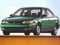 Used 1998 Toyota Corolla VE Sedan I-4 cyl in Clovis, NM