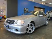 1997 Mercedes-Benz S-Class S500 coupe