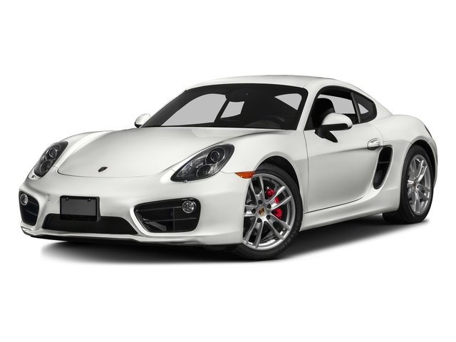 Photo Pre-Owned 2016 Porsche Cayman GTS