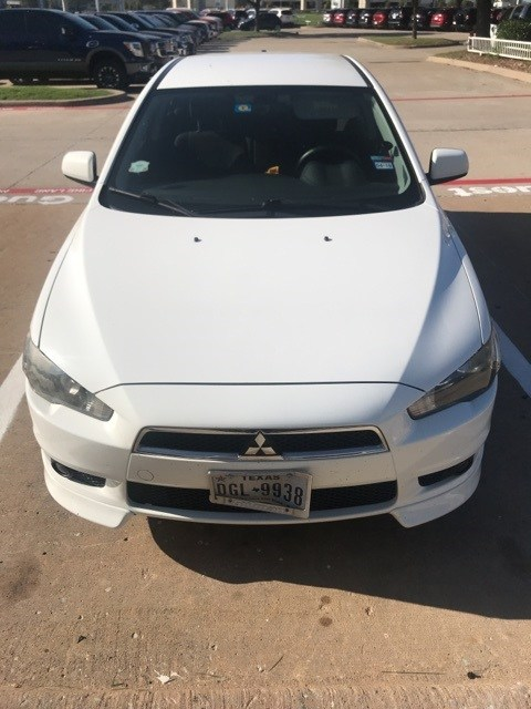 Photo Pre-Owned 2010 Mitsubishi Lancer ES Sedan For Sale in Frisco TX