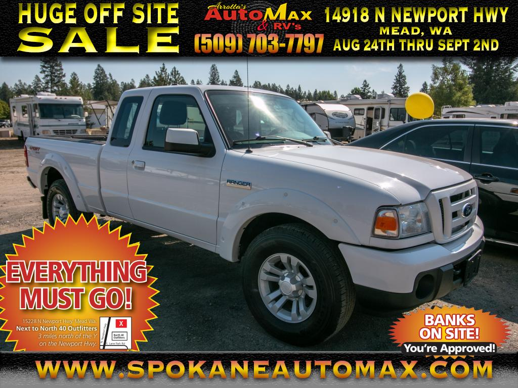 Photo 2011 Ford Ranger Sport 4x4 4.0L V6 Pickup Truck