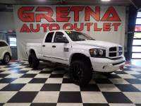 2007 Dodge Ram 2500 LIFTED LARAMIE QUAD CAB 5.9L CUMMINS DIESEL 4X4 81