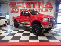 2006 Ford F-250 SD LIFTED XLT SUPERCAB 6.0L POWER STROKE DIESEL 4X4!