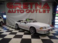 1988 Ford Mustang GT CONVERTIBLE AUTO 5.0L V8 ONLY 48,135 MILES!