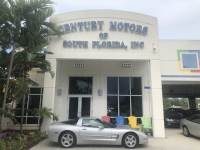1998 Chevrolet Corvette Automatic Leather CD BOSE Traction Alloy Wheels