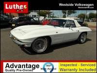 1964 Chevrolet Corvette Convertible 4spd Stingray Convertible