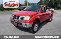 2011 Nissan Frontier SV - 4x4 Truck King Cab