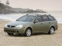 Pre-Owned 2007 Suzuki Forenza FWD 4D Station Wagon