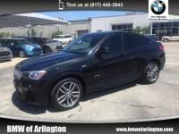 Used 2015 BMW X4 xDrive28i All-wheel Drive in Arlington