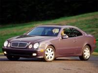 2002 Mercedes-Benz CLK CLK 430 Coupe in Pittsburgh