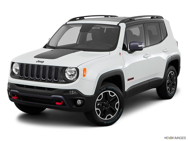 Photo 2016 Jeep Renegade Trailhawk 4x4 SUV in Erie, PA
