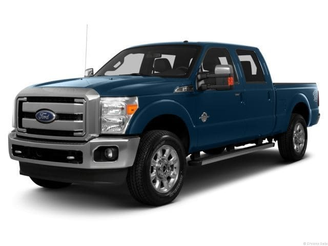 Photo Used 2016 Ford F-250SD Lariat Truck Power Stroke V8 DI 32V OHV Turbodiesel in Red Hill, PA
