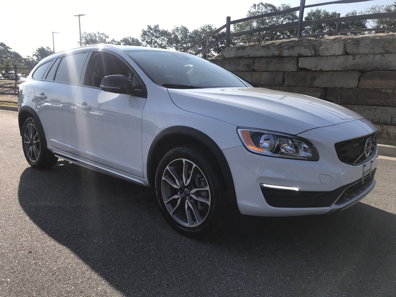 Photo Certified 2018 Volvo V60 Cross Country T5 T5 AWD in Greenville SC
