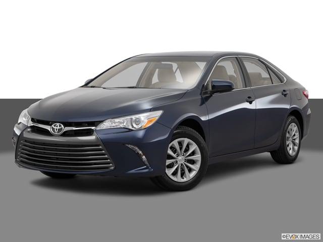 Photo Used 2015 Toyota Camry LE Sedan For Sale on Long Island, New York