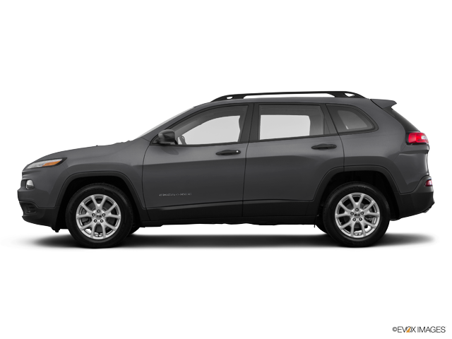 Photo Used 2016 Jeep Cherokee 75th Anniversary SUV