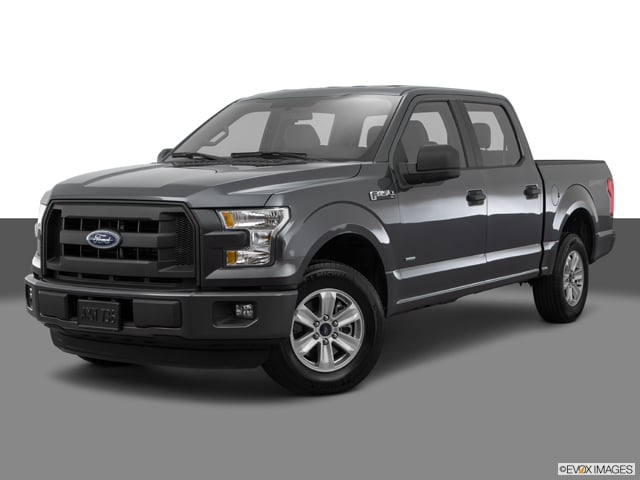 Photo Pre-Owned 2015 Ford F-150 Truck SuperCrew Cab in Greenville SC