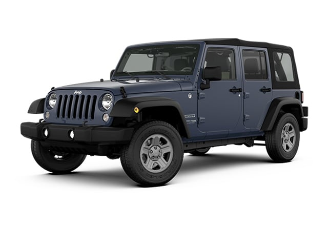 Photo Used 2018 Jeep Wrangler JK Unlimited Freedom Edition Freedom Edition 4x4 For Sale in New London  Near Norwich, CT