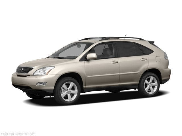 Photo Used 2007 LEXUS RX 350 Base SUV in Bowie, MD