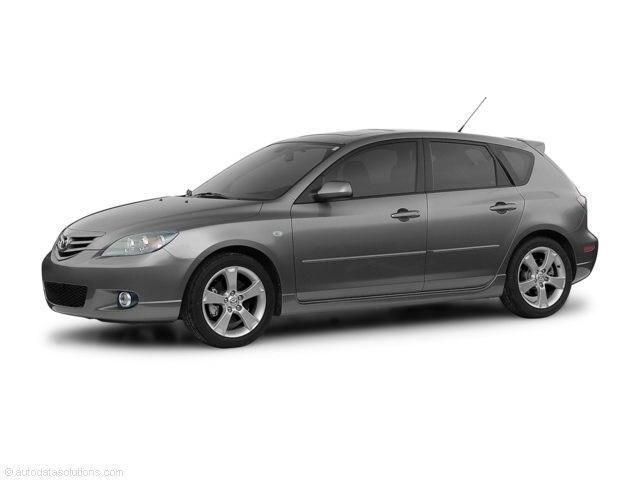 Photo Used 2006 Mazda Mazda3 s Hatchback For Sale Gilroy, CA