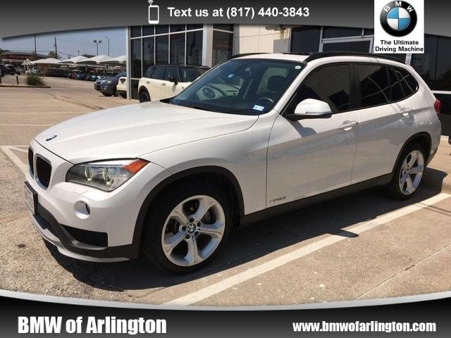 Photo Used 2015 BMW X1 xDrive35i All-wheel Drive in Arlington
