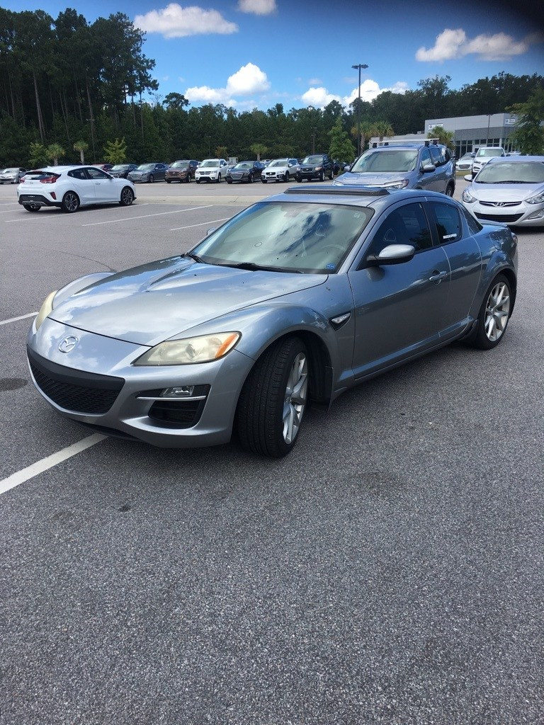 Photo 2010 Mazda Mazda RX-8 Grand Touring Coupe for sale in Savannah