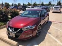 2016 Nissan Maxima 3.5 SR Sedan For Sale in Burleson, TX