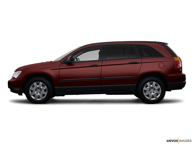 Photo Pre-Owned 2008 Chrysler Pacifica Touring SUV in Greenville SC
