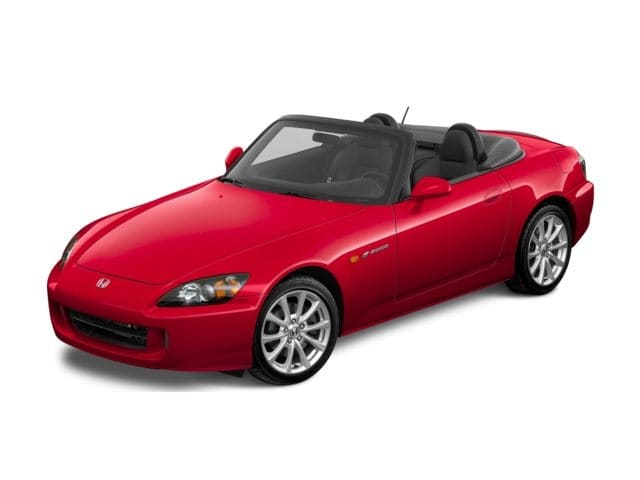 Photo Pre-Owned 2007 Honda S2000 Convertible for Sale in Tyler near Kilgore