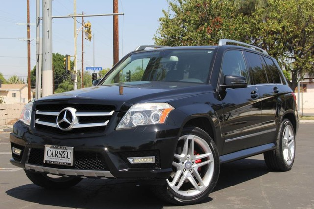 Photo 2010 Mercedes-Benz GLK-Class GLK 350 LOADED NAV PANORAMIC ROOF