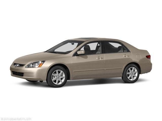 Photo Used 2004 Honda Accord LX Sedan
