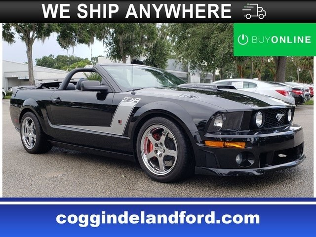 Photo 2007 Ford Mustang Roush STAGE 3 Convertible 8