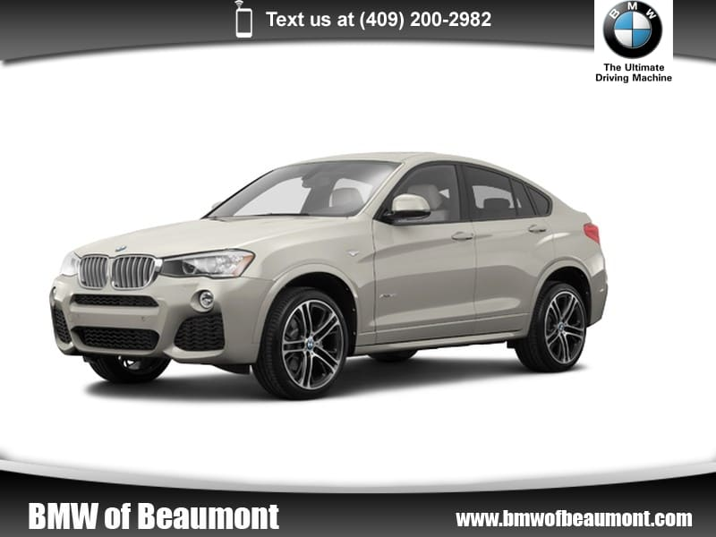 Photo 2016 BMW X4 xDrive28i Xdrive28i Sports Activity Coupe All-wheel Drive in Beaumont, TX