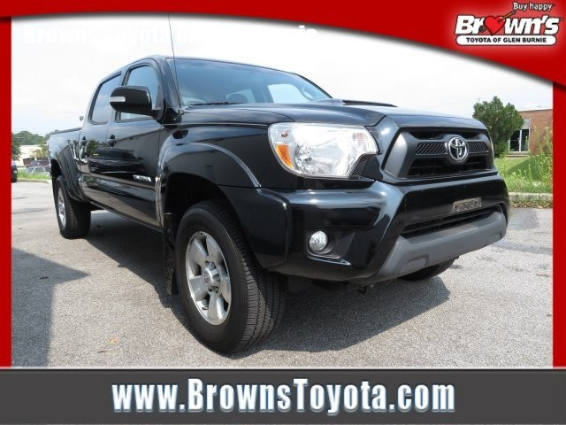 Photo 2014 Toyota Tacoma TRD Sport With 8 FT BED Pickup Truck in Glen Burnie