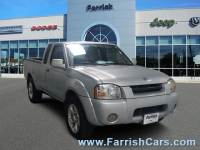 Used 2002 Nissan Frontier 2WD SC SuperCharger for sale in Fairfax, VA