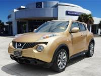 Pre-Owned 2013 Nissan JUKE S Front Wheel Drive Wagon