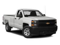 Pre-Owned 2015 Chevrolet Silverado 1500 WT Four Wheel Drive Truck