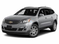 Used 2015 Chevrolet Traverse LT w/2LT SUV For Sale in Shelby MI