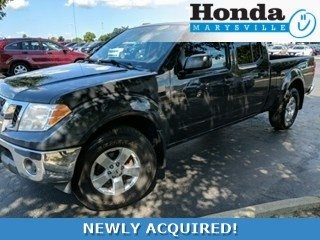 Photo Used 2010 Nissan Frontier SE Truck Crew Cab
