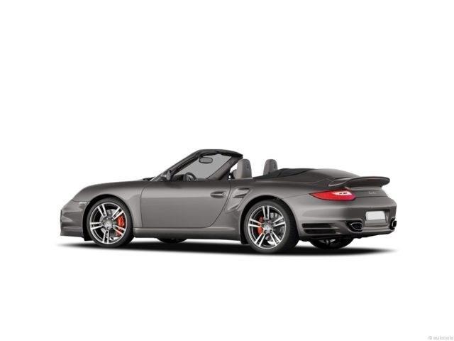 Photo 2012 Porsche 911 Turbo S Cabriolet
