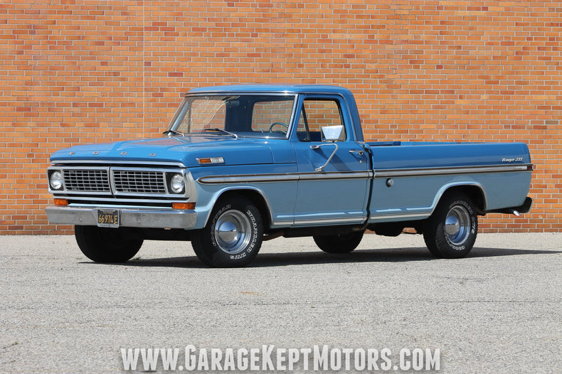 Photo 1970 Ford F-100 Ranger XLT