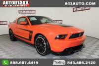 Used 2012 Ford Mustang Boss 302 for sale in Summerville SC