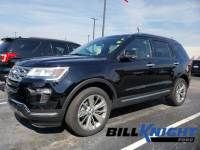 Certified Used 2018 Ford Explorer Limited Sport Utility 4 in Tulsa