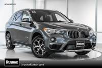 Used 2018 BMW X1 sDrive28i SUV For Sale Near Los Angeles